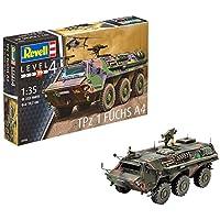 Revell Maqueta de Tanque 1: 35–tpz 1Zorro A4en Escala 1: 35, Niveles 4, réplica exacta con Muchos Detalles, 03256