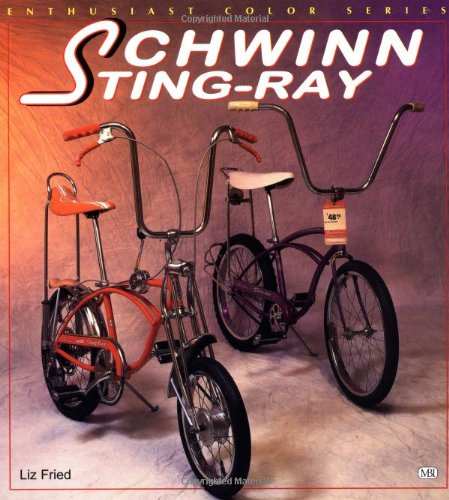 schwinn-sting-ray-bicycle-books