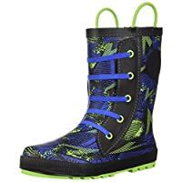 Western Chief Kids Ollie Sneaker Boot Royal Blue 11