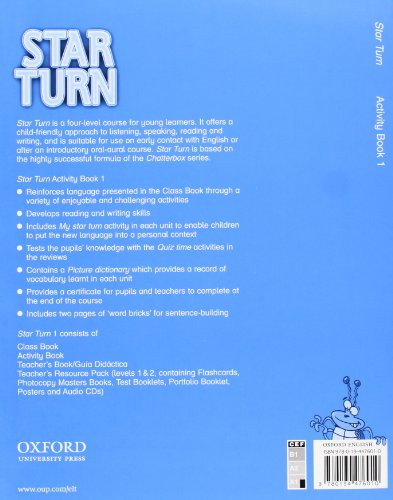 Star Turn 1. Activity Book