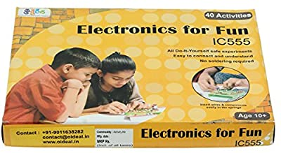 Do It Yourself Electronics for fun- Advance P2 Educational Learning Toy