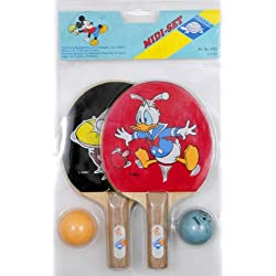Schildkrot Disney Midi - Mesa de ping pong infantil