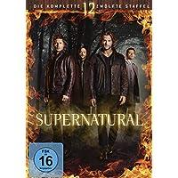 Supernatural - Die komplette zwölfte Staffel