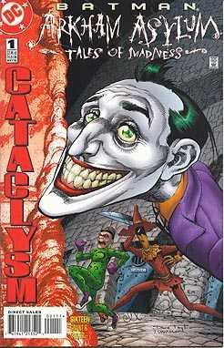 Batman: Arkham Asylum - Tales of Madness, Edition# 1