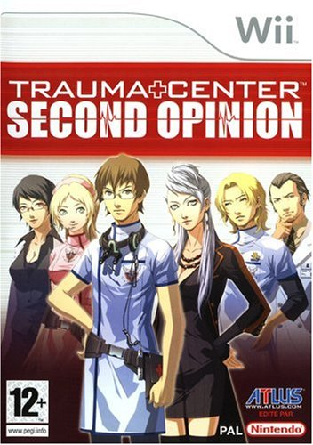 Trauma Center Second Opinion - Preowned: Excellent Condition