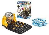Color Baby–Set per Bingo con 90palline e 24Confezioni, 43313