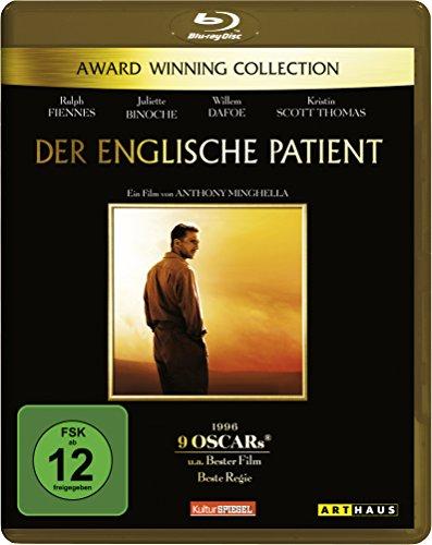 Bild von Der englische Patient - Award Winning Collection [Blu-ray]