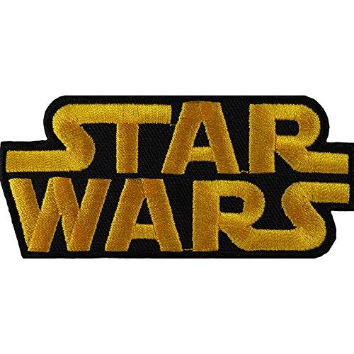 Parche bordado Star Wars coser planchar ropa