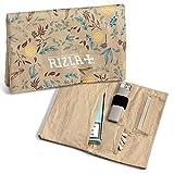 Rizla Portatabacco Kraft Portasigarette, 22 cm, Multicolore