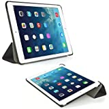 Ordel® Ultra Slim Magnetic Smart Case Cover For Apple iPad 6 Air 2 - 2014 (Black)