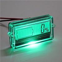 PhilMat Batteria tester di capacità con indicatore a cristalli liquidi