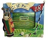 Best Cadeau Pro Cadeaux pour les pères - BHS Golf Pro Cadre photo–Self debout Cadre 3d–Golf–Cadeau Review