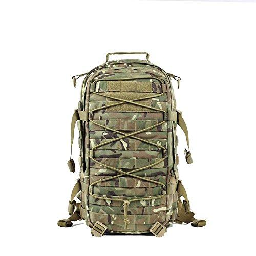 Borsa a tracolla casual sport outdoor zaino multifunzione zaino mimetico camouflage camouflage tattico pacchetto, grigio cp camouflage