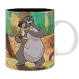 Das Dschungelbuch Disney Premium Keramik Tasse - Mogli & Balu- Geschenkbox