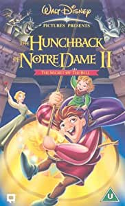 The Hunchback Of Notre Dame 2 - The Secret Of The Bell [2001] [VHS]