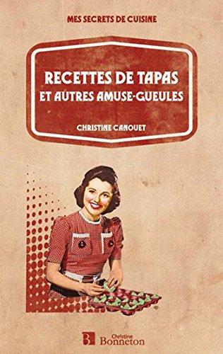 Recettes de tapas par C Canouet