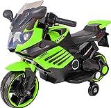 Ultimar Véhicule électrique pour Enfants Moto électrique (Vert)