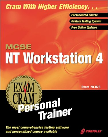 MCSE NT4 Workstation Exam Cram Personal Trainer por Certification Insider Press