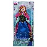Disney Frozen / Die Eiskönigin - Anna Puppe - original Disney 30cm (USA Import) -