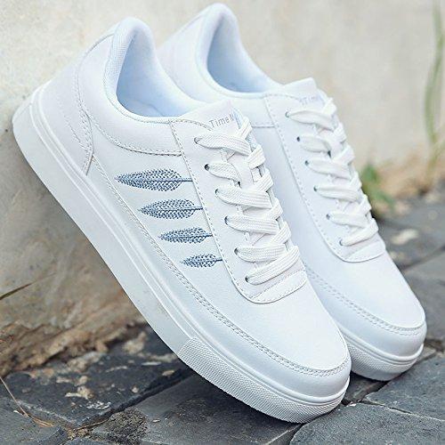 khskx-korean scarpe casual bianco scarpe. all-match casual scarpe studenti scarpe in autunno, Forty Thirty-seven