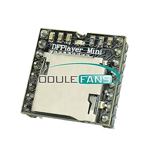TF Card Mini MP3 Player Audio Voice Module Arduino DF
