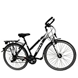 28 Zoll Aluminium 27 Gang Shimano Damen RH 46 cm Mifa Fahrrad STVZO Ausstattung