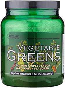 Ultimate Nutrition Vegetable Greens, 1er Pack (1 x 510 g)