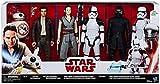 Star Wars The Last Jedi 6 Pack Figure