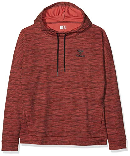 Hummel Damen HMLDIVA Sweatshirt, Mineral Red Melange, M
