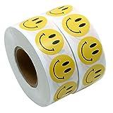 TAOtTAO Etiquetas adhesivas de papel kraft natural, 100 unidades