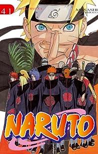 Naruto nº 41/72 par Masashi Kishimoto