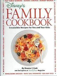 Disneys Family Cookbk-OS