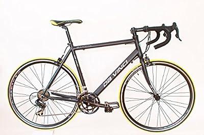 Rennrad mit Campagnolo Xenon und Compacttretkurbel 51
