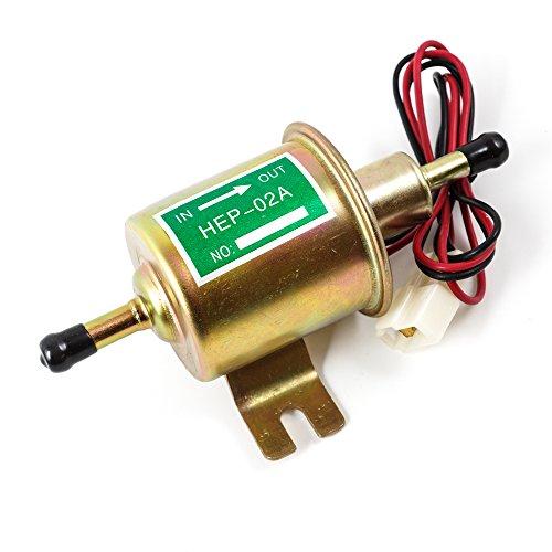 Preisvergleich Produktbild Universal 12V Kraftstoffpumpe Benzin Diesel Elektrische Baumaschine für Toyota / Ford / BMW / Honda / Mazda / Benz / Chery / Nissan