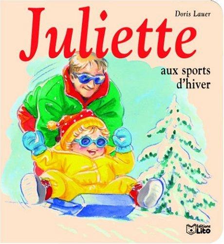 Juliette aux sports d'hiver