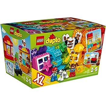 Cesta de construcción creativa de LEGO Duplo