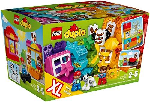 LEGO DUPLO Cesta de construcción creativa - juegos de construcción (Cualquier género, Multi, 1/06/16, Hungría)