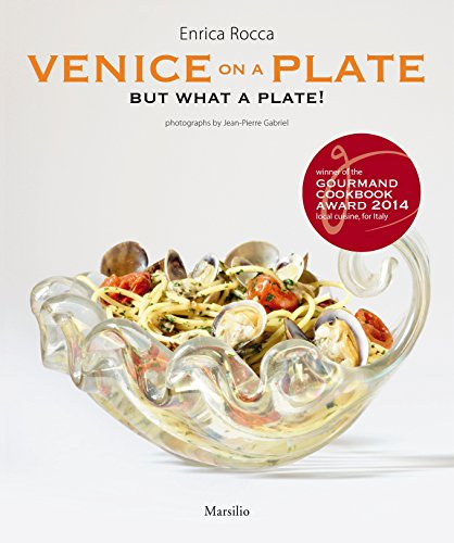 Venice On A Plate: But What A Plate! (Glas Oyster)