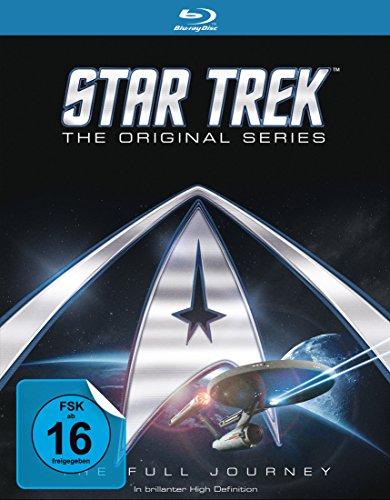 21 Komplett-set (Star Trek - Raumschiff Enterprise - Staffel 1-3 [Blu-ray])