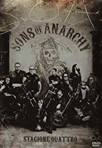 Sons of Anarchy - Stagione 4 (4 DVD)