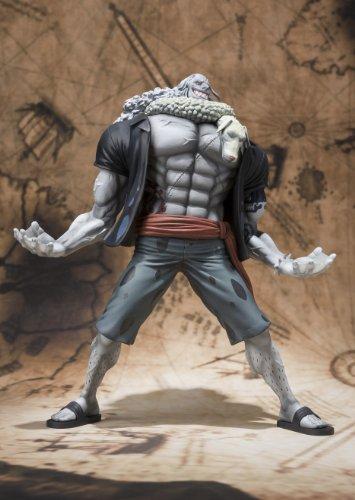 "Bandai Tamashii Nations Hordy Jones ""One-Piece"" FiguartsZERO Figure (japan import) 3"