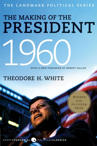 The Making of the President 1960 (English Edition)