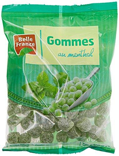 Belle France Gomme Menthol Sachet de 200 g -