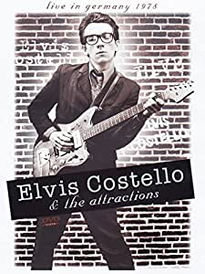 Elvis Costello & The Attractions [DVD] [Region 1] [NTSC] [2014]