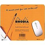 Rhodia clic de souris bloc de patin 5mm grille 19x23cm cf194100 (japon importation)