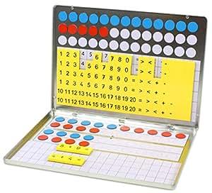 Betzold 86655 - Rechen-Magnetbox Zahlenzauberei - Mathematik Rechnen ...