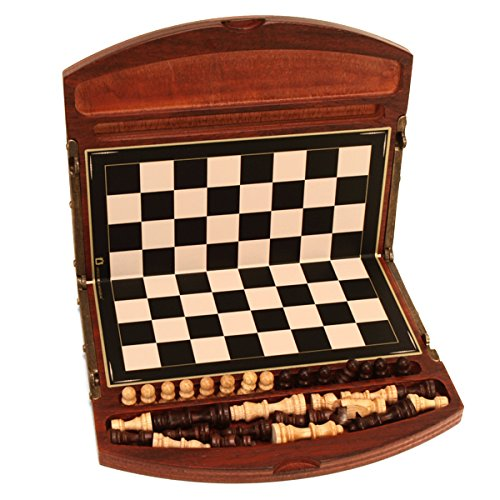 Spiele der Antike–Schach, Rot Holz Golfschläger (Games Pico Pao 152)