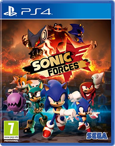 Sonic Forces   Edición Day One