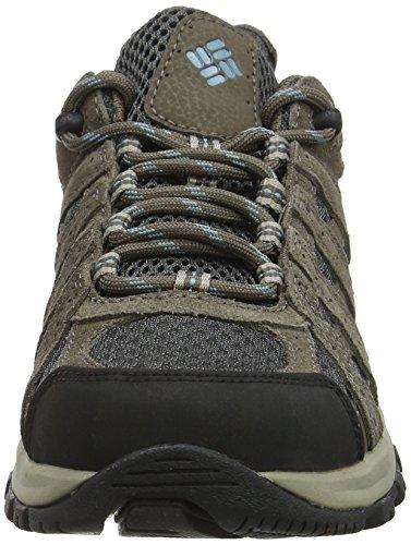 Columbia Canyon Storm Chaussures Gris De Randonnée Femme Basses S5ddwRqTx