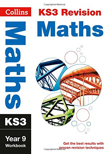 KS3 Maths Year 9 Workbook (Collins KS3 Revision) por Collins KS3